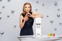 Scarlett Johansson is SodaStream's Global Brand Ambassador. (PRNewsFoto/SodaStream International Ltd.)