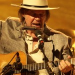 Neil Young's concert will be at Yarkon Park on July 17.
