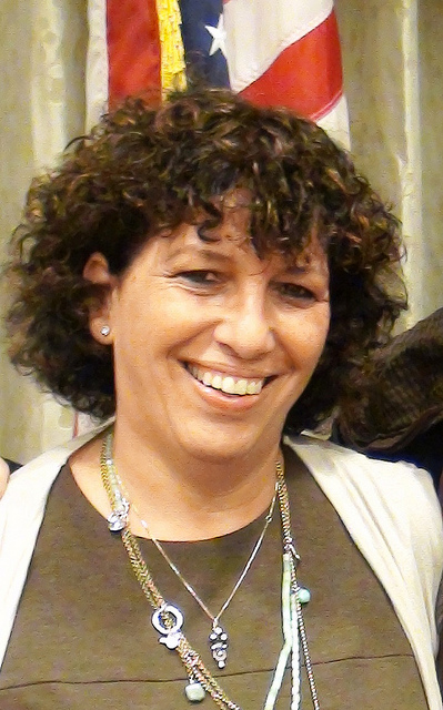 Talia Levanon, director of the Israel Trauma Coalition.