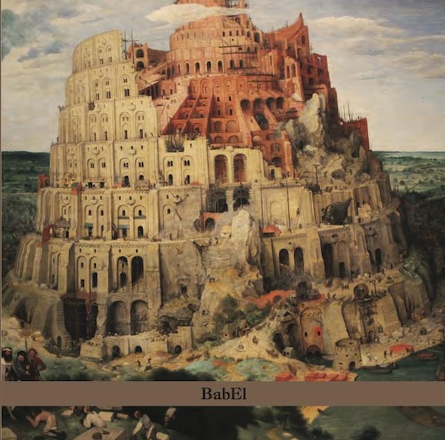 BabEl album cover.