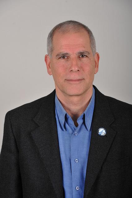 SpaceIL CEO Eran Privman. Photo by Alon Hadar