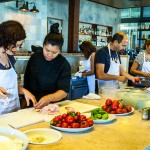 Tel Aviv chefs participating in the Open Restaurants event.