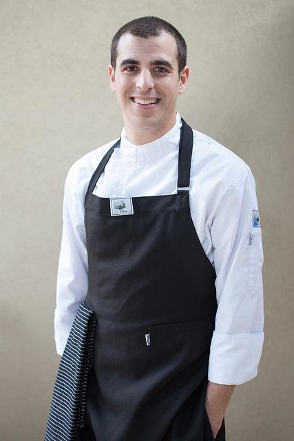 Award-winning Popina Chef Orel Kimchi.