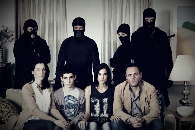 'Hostages' - original Israeli drama TV series.