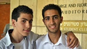 MEET alumni Zakaria Wari and Sadek Jabr.