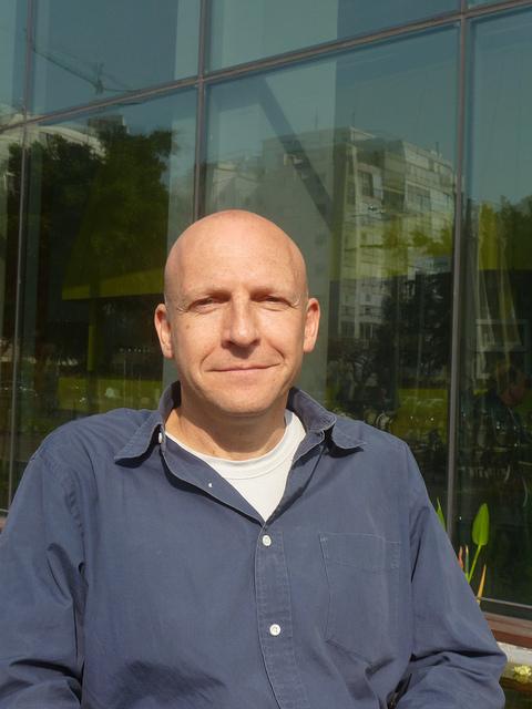 Orbix CEO Yossi Mazel.