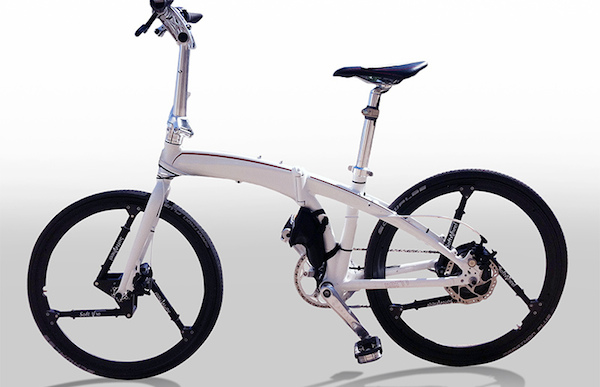 The Fluent will make urban cycling a gentler experience.