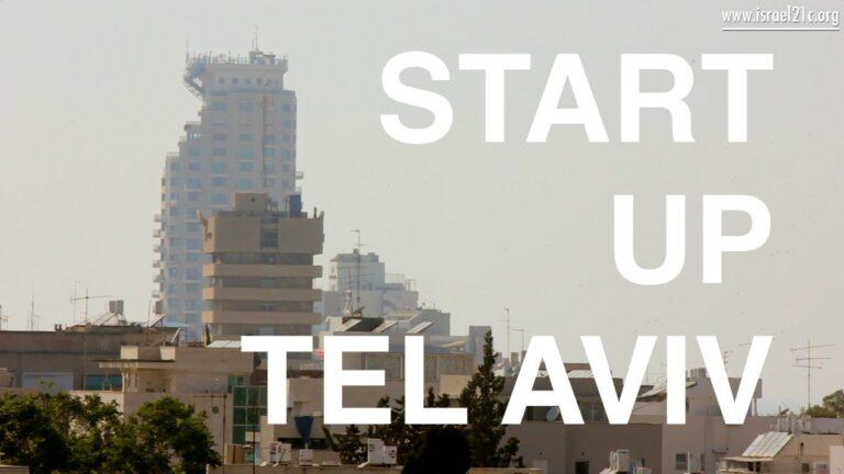 The secret sauce of 'Startup Tel Aviv'