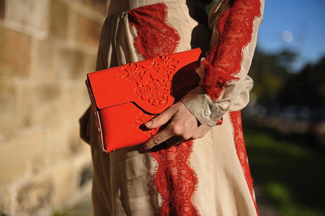 SneakyPeek 360 Fashion featured this MeDusa bag on its blog.