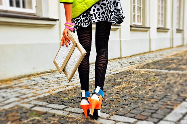 Tamara Gonzalez Perea highlighted MeDusa bags on her macadamiagirl blog.