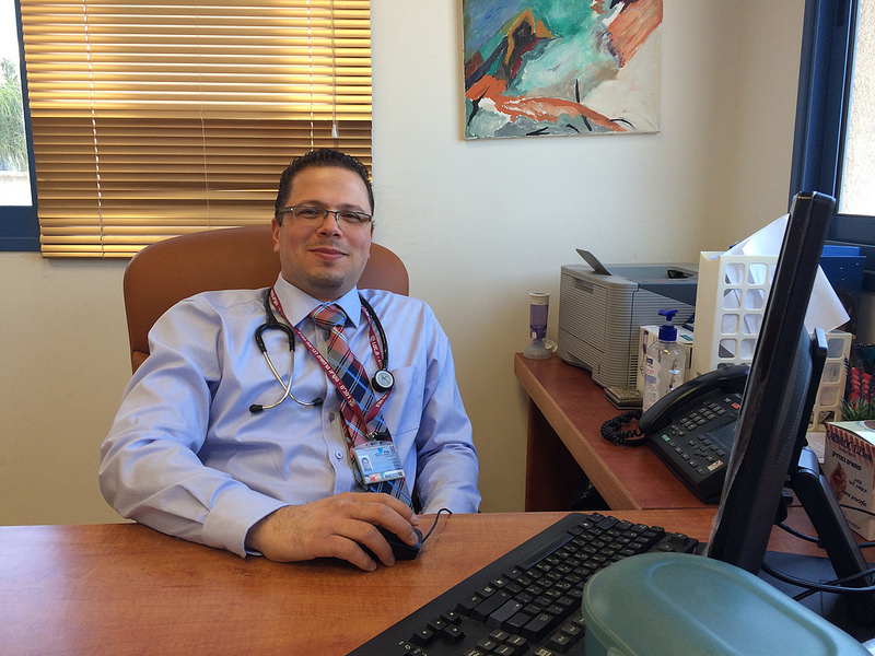 Dr. Fahed Hakim.
