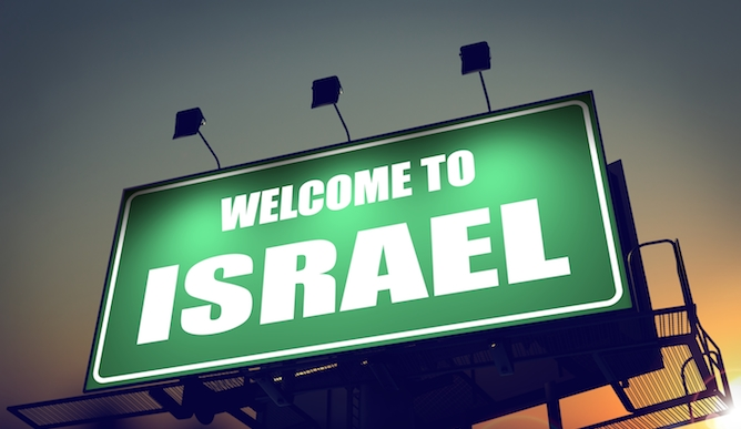 Israeli apps can help you make the most out of a trip to Israel. Image via www.shutterstock.com