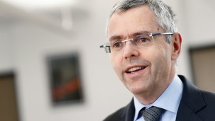 Michel Combes, CEO Alcatel-Lucent