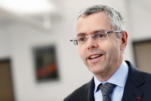 Michel Combes, CEO Alcatel-Lucent