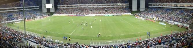 Arena Pantanal in Cuiaba.
