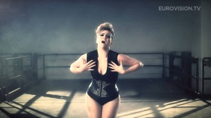 Can Mei Finegold belt out a winner at Eurovision 2014?