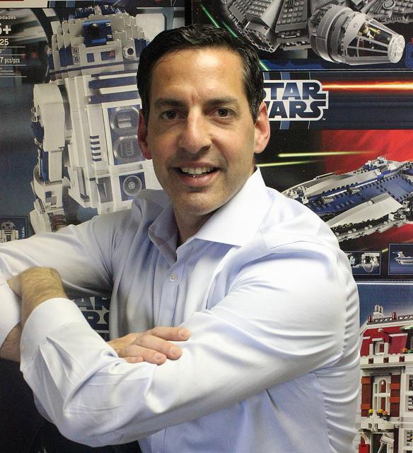 Pley CEO Ranan Lachman.