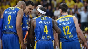Maccabi Tel Aviv wins Euroleague basketball championship