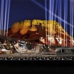 """Tosca"" at Masada."