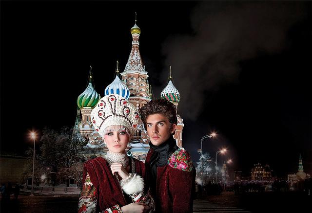 """""""The Tsar's Bride."""""""