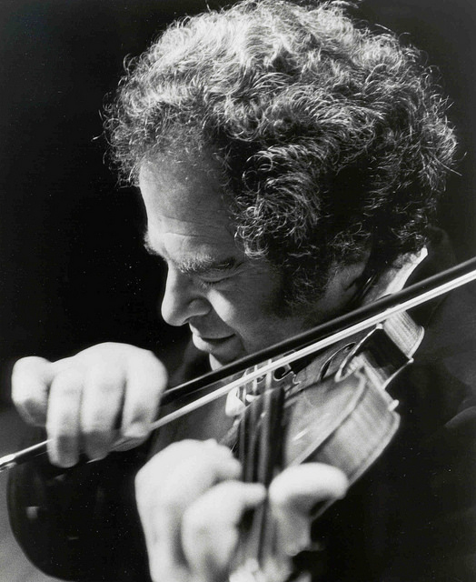 Photographer Akira Kinoshita took this portrait of the maestro.