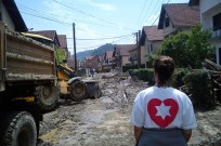 'We are proud to represent Israel in this mission to help the courageous Serbian people.' - Lev Echad – Emergency Civilian Aid