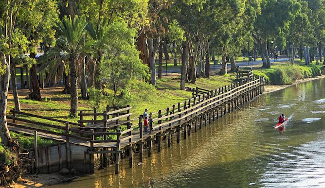 Image result for Yarkon Park, Tel Aviv, Israel