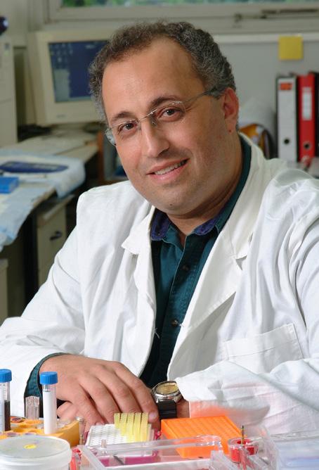 Technion Professor Yehuda Assaraf