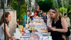 Hebrew Book Week in Jerusalem. (Flash 90)