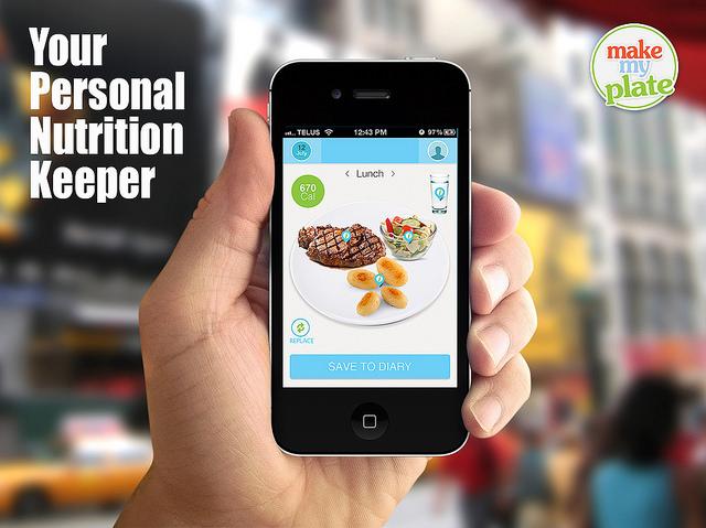 MakeMyPlate helps you make good menu choices.