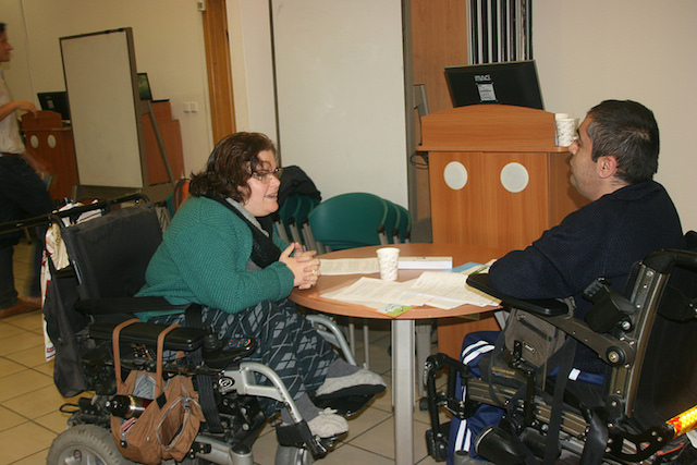 A business accelerator for special needs.