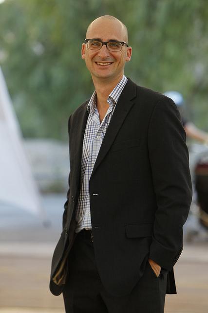 PresenTense Israel CEO Guy Spigelman.