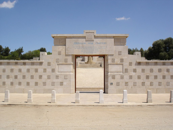 jerusalem-war-cemetery