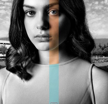 'The Giver' poster.