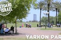Postcard from Israel: The Yarkon River in Tel Aviv
