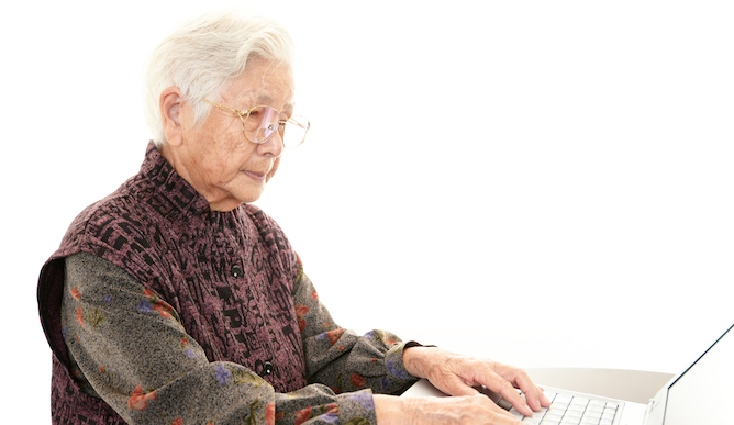 Websites For Older Adults