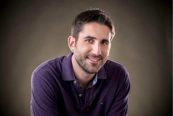 Wedivite founder and groom-to-be Ben Novak.