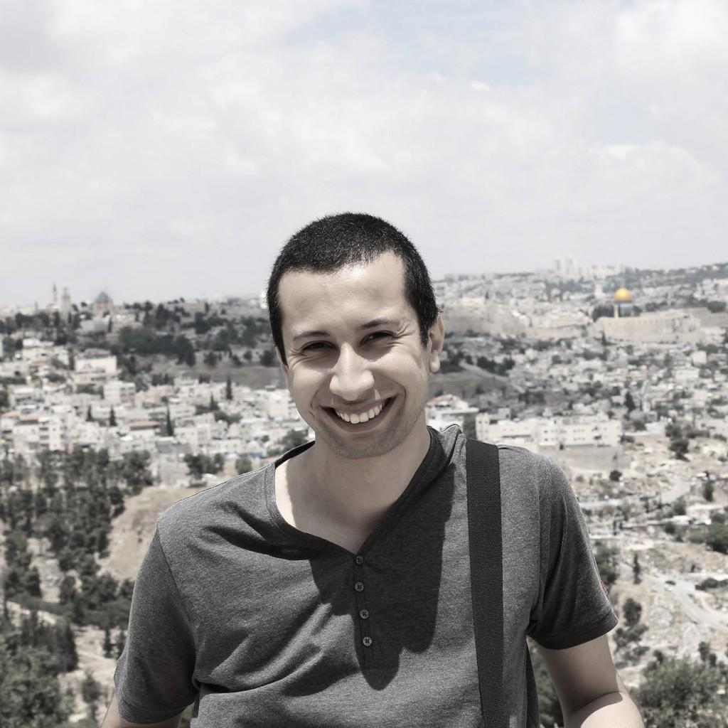"""Farid el-Nasire says building the site """"wasn't rocket science."""""""