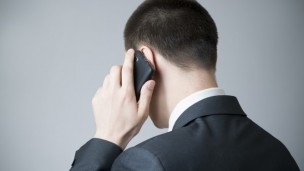 New smartphone-based system has the potential to improve the response time of clinical psychiatrists. (Shutterstock)