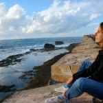 Malvina Goldfeld has traveled the world but loves living in seaside Jaffa.