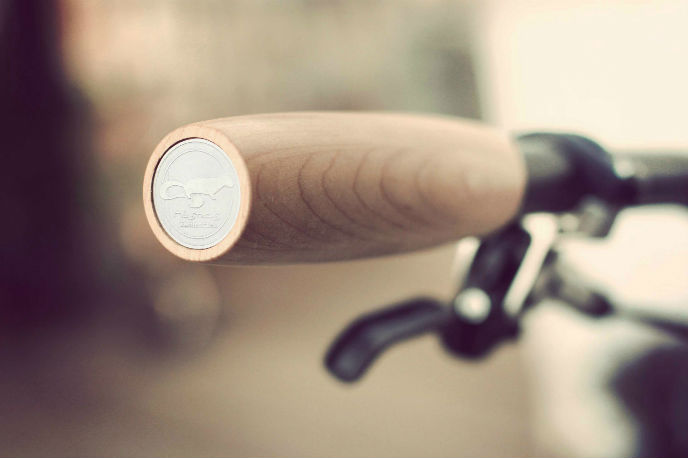 Daily Bicycle Grip.