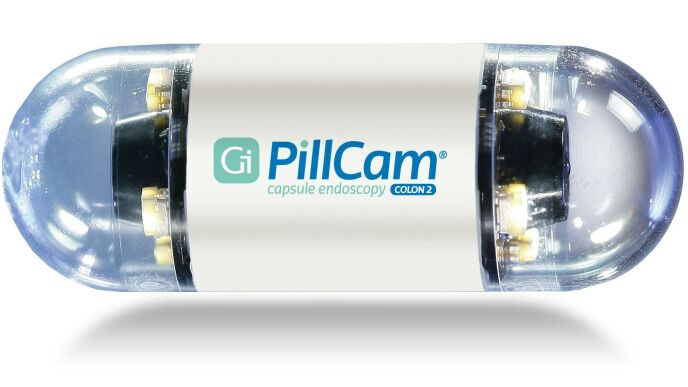 PillCam by Given Imaging