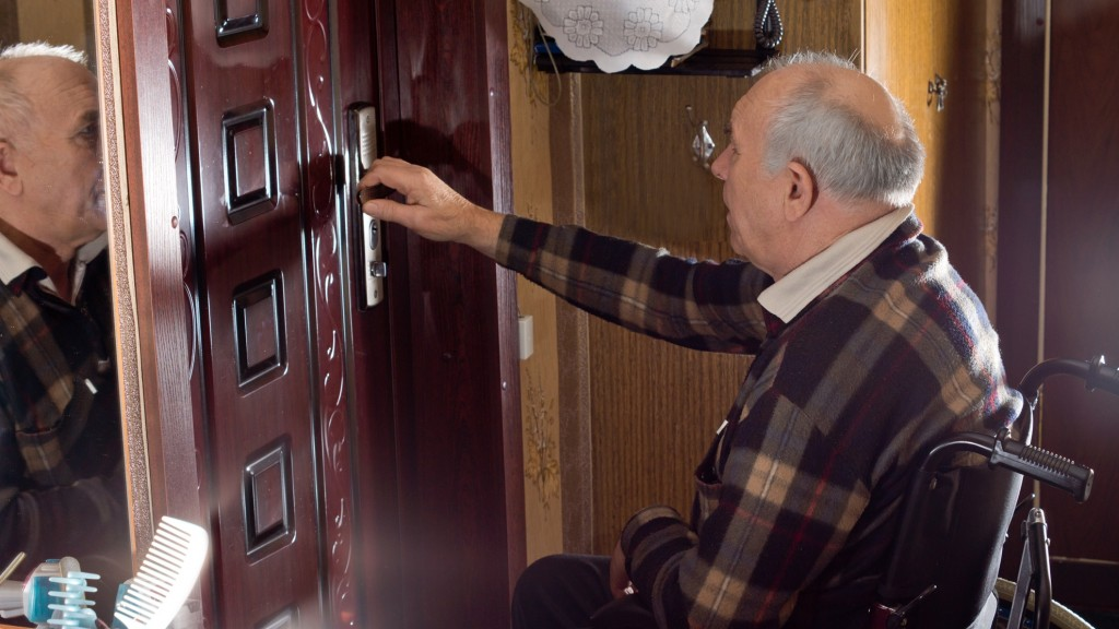 Many Israeli seniors are afraid to leave home. Image via Shutterstock.com