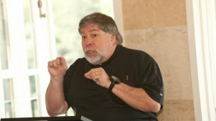 Apple co-founder Steve Wozniak  (Michael Sarnacki/Woz.org)