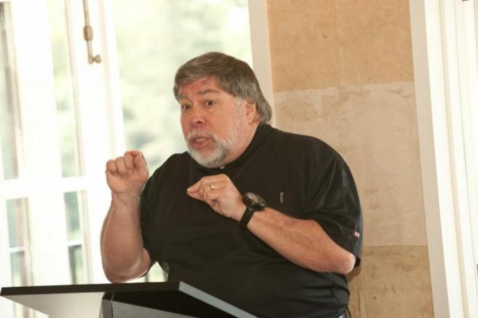 Apple co-founder Steve Wozniak  (Michael Sarnacki/Woz.org)