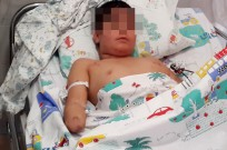 'We're talking about a very brave boy who has been through a difficult ordeal and has survived.' (Ziv Medical Center)