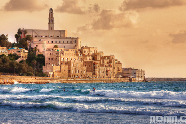 Noam-Chen_jaffa-old-city-israel