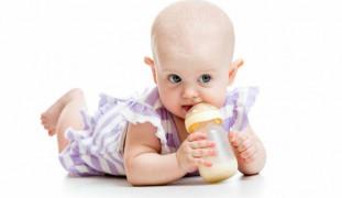 Revolutionary option for baby nutrition. Image via Shutterstock.com