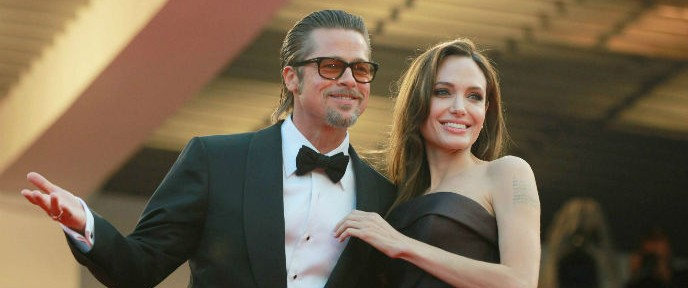 Light on the art, heavy on the martial – Angelina Jolie and Brad Pitt are reportedly learning Krav Maga. Image via Shutterstock.com