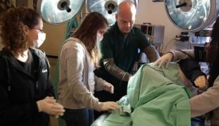 Medical simulation unit at Technoda.